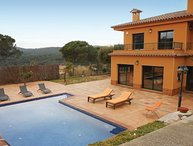 5 bedroom Villa in Lloret de Mar, Costa Brava, Spain : ref 2280546