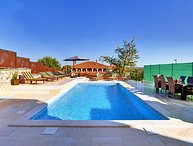 4 bedroom Villa in Rovinj Rovinjsko Selo, Istria, Croatia : ref 2286751