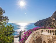 4 bedroom Villa in Calpe, Costa Blanca, Spain : ref 2287040