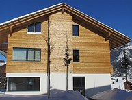 3 bedroom Apartment in Zweisimmen, Bernese Oberland, Switzerland : ref 2300575