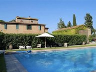 4 bedroom Villa in Siena, Tuscany, Italy : ref 2301193