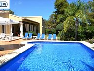 4 bedroom Villa in Javea, Costa Blanca, Javea, Spain : ref 2302330