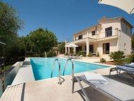 4 bedroom Villa in Pollensa, Mallorca, Mallorca : ref 4269