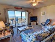 Surf Condo 222 - Scenic Ocean View, Coastal Decor, Pool, Beach Access, Onsite Laundry
