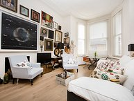 Modern, well designed one bedroom apartment located in the heart of central London.