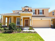 Luxurious 5 Bed 4 Bath Pool Home From  140/nt