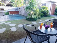 Jepun2, 3 bed family villa by the beach, Sanur