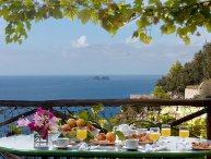 Beautiful Villa Overlooking the Sea near Positano - Villa Veduta