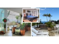 TROPICAL TRIPLEX ROOFTOP - 2 SUITES