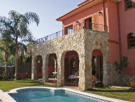 4 bedroom Villa in Sitges, Costa del Garraf, Spain : ref 2285948