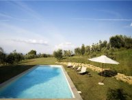 4 bedroom Villa in Montaione, Tuscany, Montaione, Italy : ref 2372780