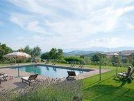 7 bedroom Villa in San Casciano Dei Bagni, Tuscany, Val d Orcia, Italy : ref 2373094
