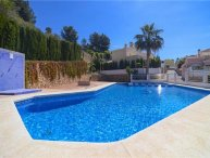 3 bedroom Villa in Calpe, Costa Blanca, Spain : ref 2373411