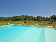 5 bedroom Apartment in Marsiliana, Tuscany, Italy : ref 2374127
