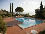 3 bedroom Villa in Passignano Sul Trasimeno, Umbria, Lake Trasimeno, Italy