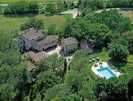 7 bedroom Villa in Anghiari, Tuscany, Arezzo, Italy : ref 2374961