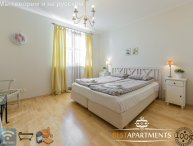 2 BDRM Tallinn apartment for 6 with bathtub & sauna