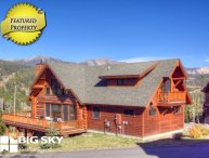 Big Sky Resort   Powder Ridge Cabin 15 Oglala