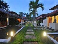 Villa 1 - Surya Beachfront Villas - 3 Bedroom, 2 Bathroom