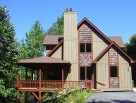 Headwaters Hideaway in Banner Elk