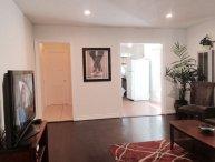 Furnished 1-Bedroom Apartment at Hazeltine Ave & Hart St Los Angeles