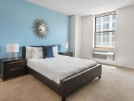 Furnished 1-Bedroom Apartment at River St & Marine View Plaza Hoboken