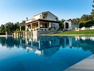 Villa Nemo Noto Sicily villa rental with Pool for holidays