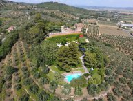 10 Bedrooms Private Tuscany Castle Etruscan Coast