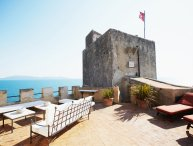 Private tower near the sea of Talamone with private pool. 6 bedrooms, A/C & WiFi