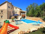 3 bedroom Villa in Krk, Kvarner, Croatia : ref 2046191