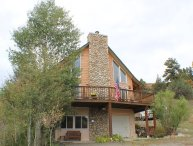 Creekside (dn), is a relaxing, pet-friendly downstairs apartment located in downtown Pagosa Springs.