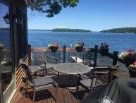 Lake Winnipesaukee Waterfront Home (LON123W)