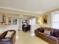 Furnished 2-Bedroom Home at W San Carlos St & Menker Ave San Jose