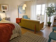 Furnished Studio Apartment at Pacific Ave & Dudley Ct Los Angeles