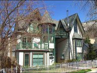 Charming Victorian Town House in Aspen Core (203000)