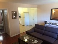 BEAUTIFUL AND NEWLY RENOVATED FURNISHED 1 BEDROOM 1 BATHROOM APARTMENT