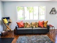 Furnished 1-Bedroom Townhouse at Beach Blvd & Atlanta Ave Huntington Beach