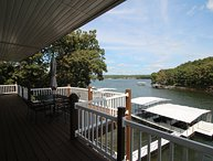 Whispering Woods Vacation Home w/ Hot Tub/Dock
