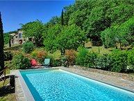 2 bedroom Villa in Cortona, Tuscany, CORTONA, Italy : ref 2374167
