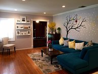 Furnished 3-Bedroom Home at N Maple St & N Edison Blvd Burbank