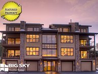 Big Sky Resort | Beaverhead Luxury Suite 1448