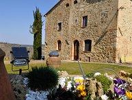 5 bedroom Villa in Casole d Elsa, Siena and surroundings, Tuscany, Italy : ref 2383124
