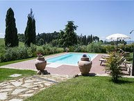 3 bedroom Villa in Cortona, Tuscany, Italy : ref 2301669