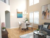 Furnished 3-Bedroom Home at E Duane Ave & Morse Ave Sunnyvale
