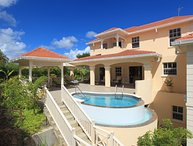 Great 4 bedroom villa with pool ideal for families