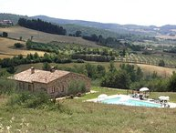 4 bedroom Villa in San Casciano Dei Bagni, Tuscany, Italy : ref 2301780