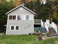 #148 Hillside home with access to Moosehead Lake & overlooking the mountains