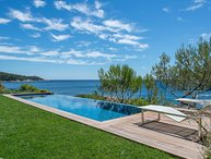 Villa Bardot holiday vacation villa rental france, french riviera, cote d azur, st. tropez, seaside, views, air conditioning, pool, w