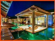 Villa 66 - Beach front luxury with Thai chef service, gym and jacuzzi