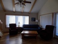 Aspenwood 4223 is a conveniently located golf vacation condo in the heart of the Pagosa Lakes area.
